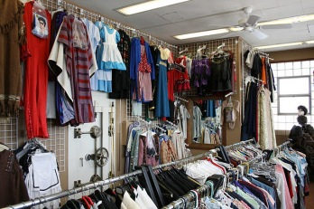 USP Costume Shop Upstairs 2