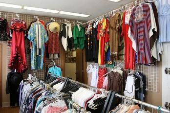 USP Costume Shop Upstairs
