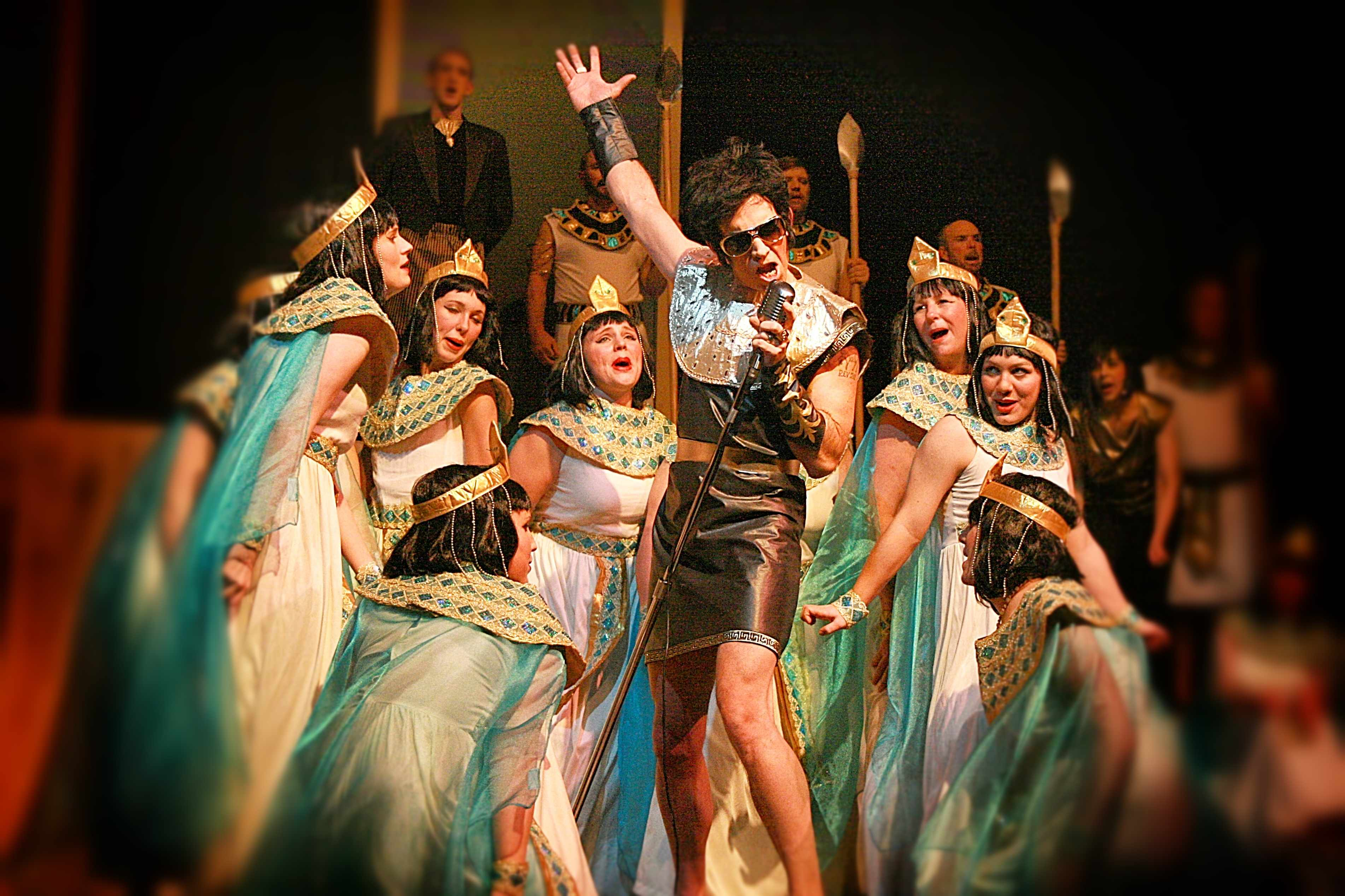 2012 Joseph…Dreamcoat – Union Street Players