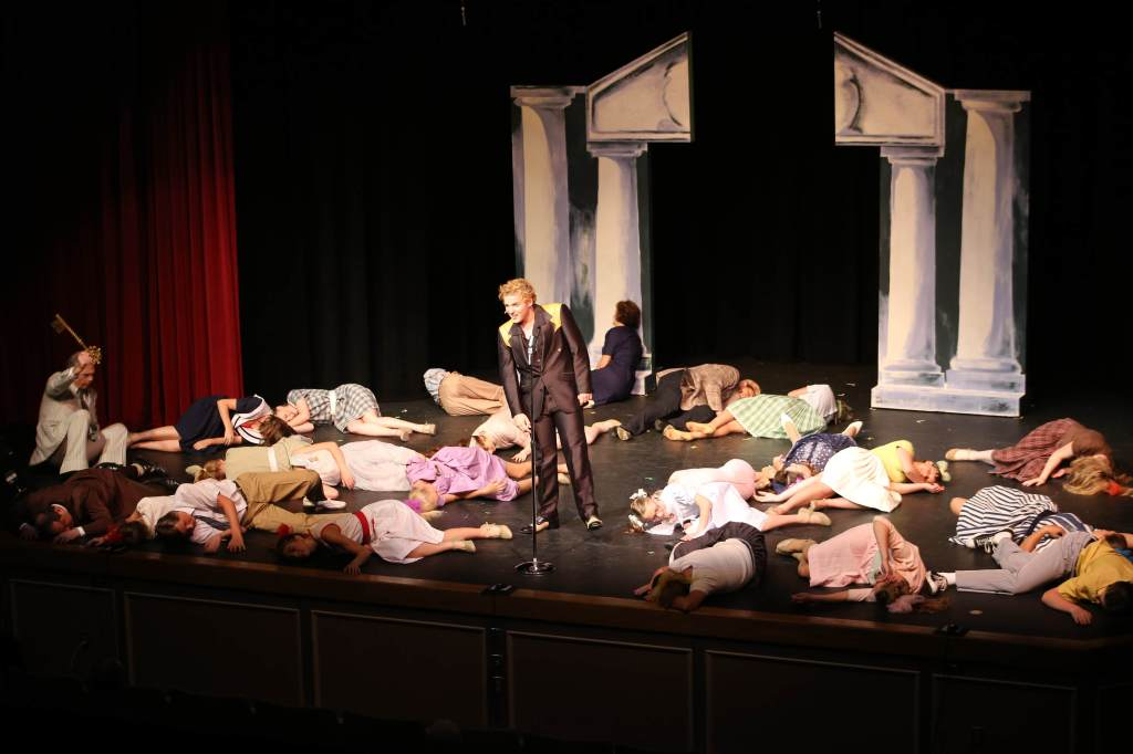 "USP's ""Bye Bye Birdie"" is a Finalist for four ICTA Awards."