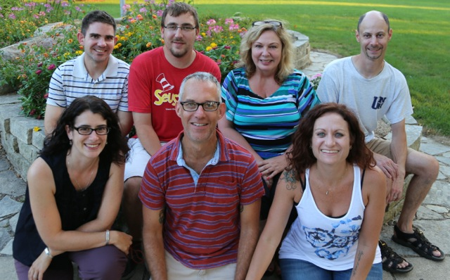 The 2014-2015 USP Board of Directors. At least four of the seven Board members will be not be returning this next year.