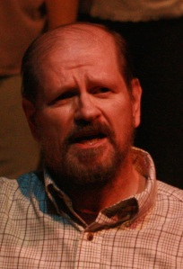 "Don Graves rehearsing for his role as Jacob in USP's ""Joseph"""
