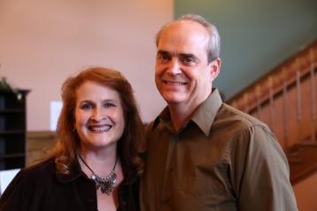 John and Carolyn Scharff