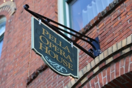 The historic Pella Opera House was, once again, the venue for our Awards Night festivities.