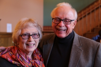 Davis and Eunice Folkerts