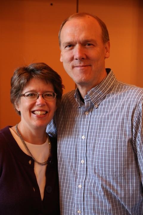 Mark and Nancy Moreland