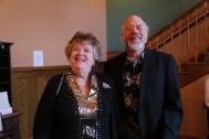 USP Walk of Fame members, Arvin and Pati Van Zante