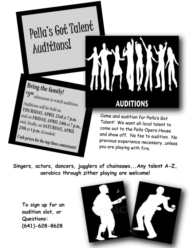 Pella's Got Talent 2015