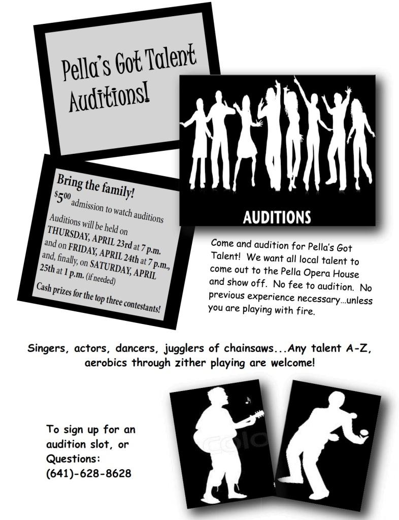 Pella's Got Talent 2015