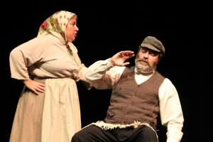 Golde and Tevye