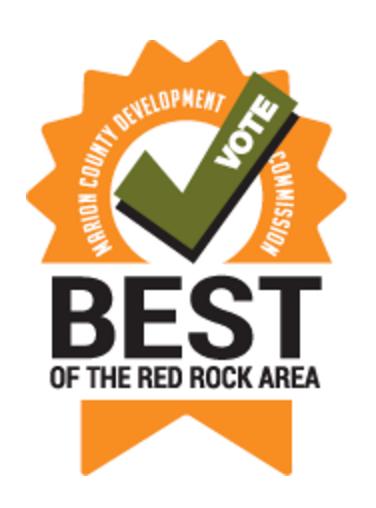 best of red rock logo