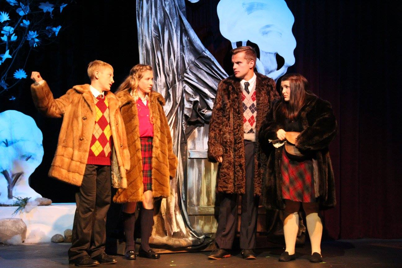 2015 The Lion the Witch and the Wardrobe | Union Street Players