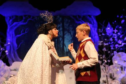 white witch and edmund