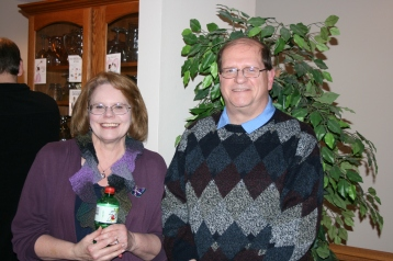 Bev and Don Graves